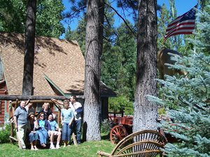 Military lodging discounts in big bear lake military for Usmc big bear cabins