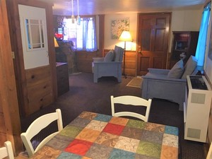 1 & 2 Bedroom cottages - Medium size 2 story. Pet friendly. Kitchen and fireplace. #7,19,24 Picture 22