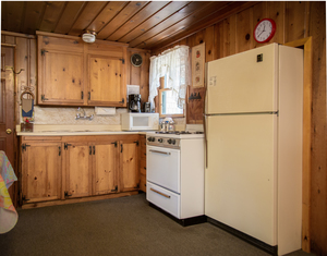 Private cozy studio cottages - kitchen and fireplace. No pets #20,27 Photo 2