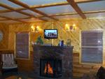 1 Bedroom spa cottages with large Jacuzzi or Spa - Kitchen and fireplace. #5,6 Picture 7