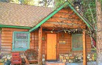 1 Bedroom spa cottages with large Jacuzzi or Spa - Kitchen and fireplace. #5,6 Picture 8
