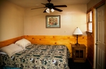 4 Bedroom lakeside - Group size 3 bath cabin with kitchen, 4 fireplaces and bar. Pet friendly #13 Photo 4