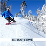 SKI and STAY package Picture 1
