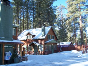 Golden Bear Lodging And Spa Services