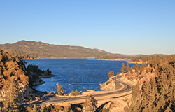 Directions To Big Bear Lake Provided By Golden Bear Cottages