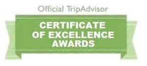 TripAdvisot Certificate%20of%20Excellence
