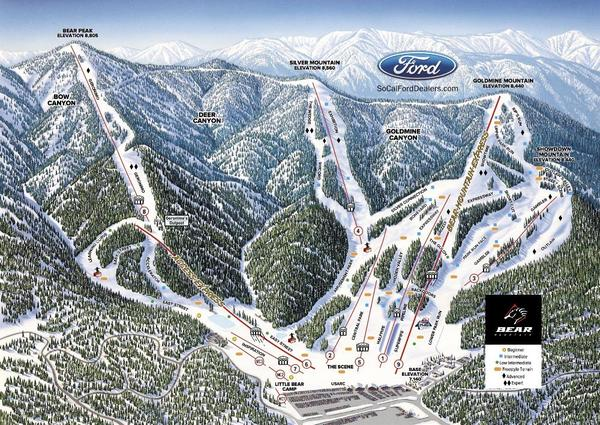 Big Bear%20Ski/snowboarding%20trail%20map