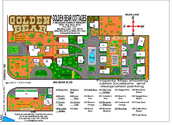 Golden Bear%20Cottages%205%20acre%20resort%20map