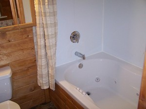 Studio Jacuzzi cottage - Fireplace. #12,15 Picture 5