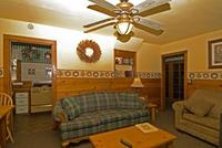 2 Bedroom spa cottages (with Jacuzzi or Hot Tub) - Kitchen and fireplace. #10,16 Picture 6