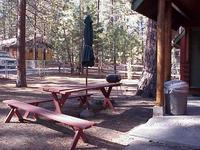 3 Bedroom 2 bath spa cabin with Jacuzzi - Full kitchen and fireplace. #11,17,26 Picture 9