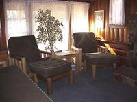 3 Bedroom 2 bath spa cabin with Jacuzzi - Full kitchen and fireplace. #11,17,26 Picture 17