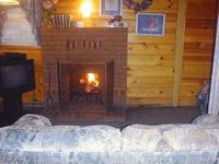 Private cozy studio cottages - kitchen and fireplace. #20,27 Picture 2