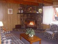 2 Bedroom big cabins - Family size 2 story, kitchen and fireplace. Pet friendly #8,9, No pets #21,22,23 Picture 3