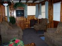 5 Bedroom 2 bath spa cabin with two big Jacuzzi's - Large group kitchen and fireplace. #25 Picture 7