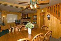 3 Bedroom 2 bath spa cabin with Jacuzzi - Full kitchen and fireplace. #11,17,26 Picture 19