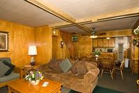3 Bedroom 2 bath spa cabin with Jacuzzi - Full kitchen and fireplace. #11,17,26 Picture 8