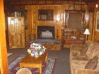 1 Bedroom cottages with large Jacuzzi or Spa. Pet friendly - Kitchen and fireplace. #5,6 Photo 9