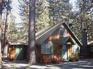 1 & 2 Bedroom cottages - Medium size 2 story. Pet friendly. Kitchen and fireplace. #7,19,24 Photo 3